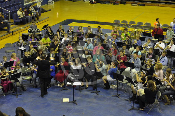 County Wide Winter Band Concert